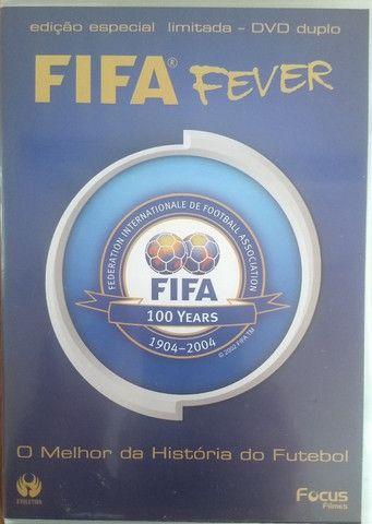 Fifa Forever Edição Especial Limitada Duplo Dvd 100% Original