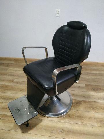 Cadeira Barbeiro Prismec Lord