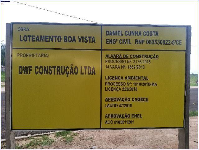 Lotes com construção liberada as margens da BR-116 Loteamento Boa Vista!! - Foto 19