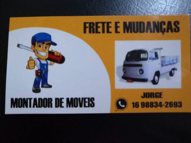 FRETES CARRETOS E MUDANÇAS EM GERAL !!! - Foto 3
