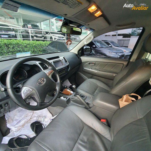 Hillux Srv 2015 diesel automática - Foto 4