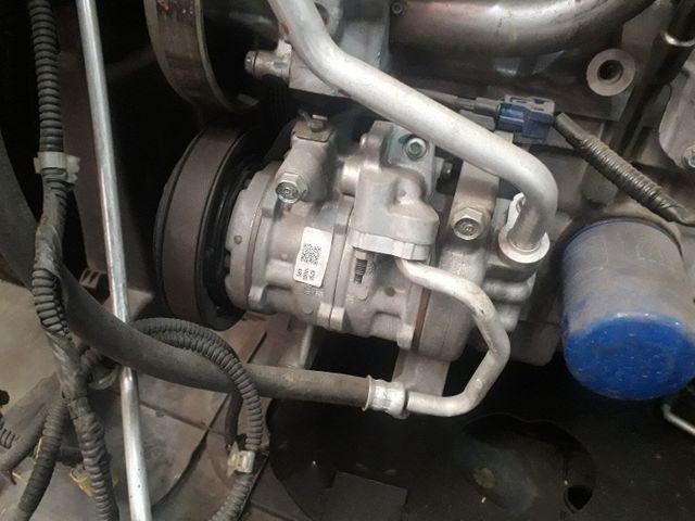 Compressor de Ar Honda City Fit 1.5 2015 a 2020