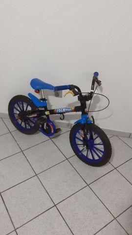 Bike bem nova aro 16 - Foto 3
