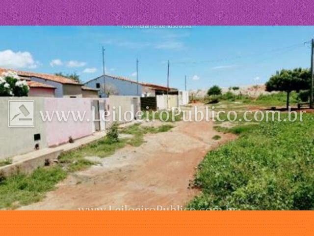 Belém Do Brejo Do Cruz (pb): Casa uphde itufv