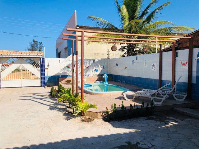 Casa de praia temporada, fim de semana ou feriadão - Foto 7