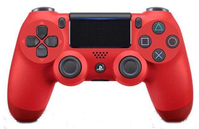 Playstation 4 Slim 500GB + 1 controle + 2 jogos - Foto 2