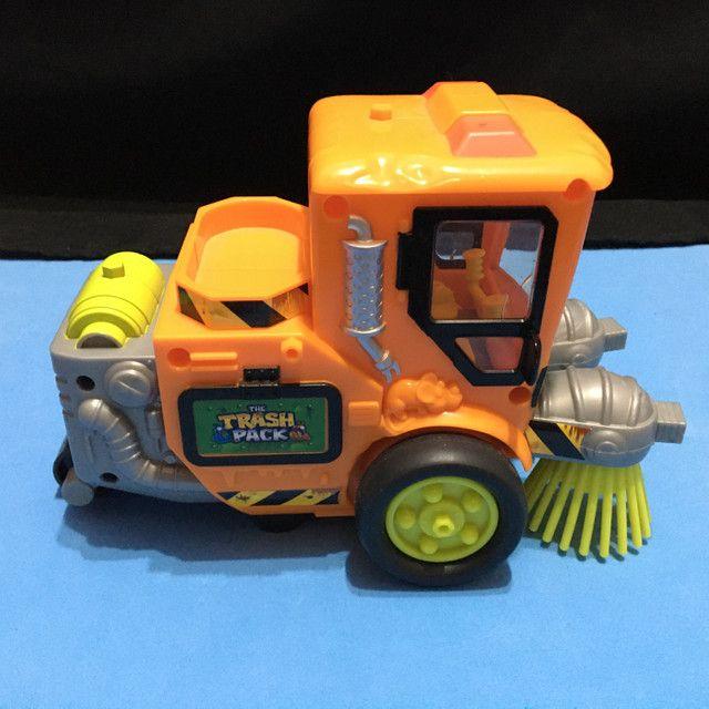 Brinquedo Trash Pack lote - Foto 3