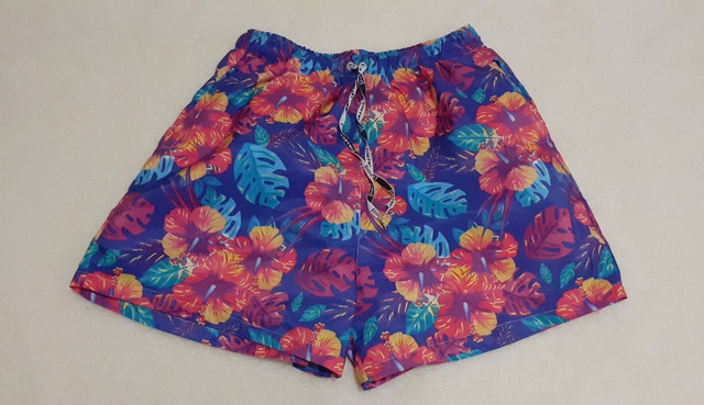 Shorts Mauricinho masculino Tam M
