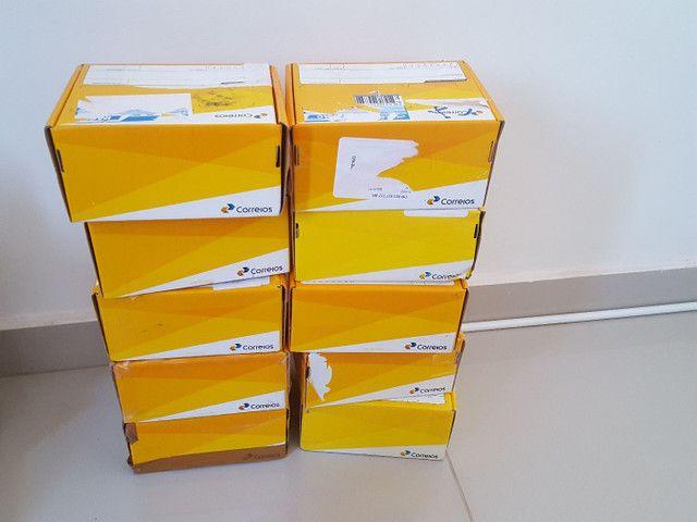 Caixa de Papelão 20 unidades - Foto 2