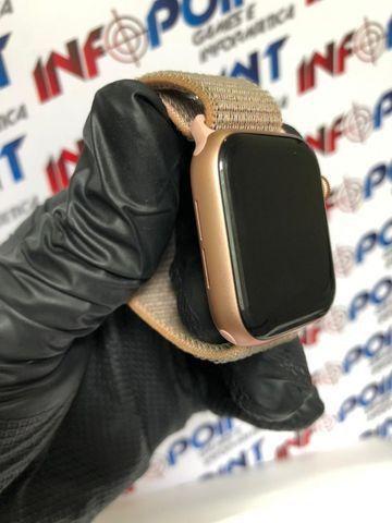 Oportunidade Watch Serie 4 40mm Gps + Cel - Seminovo -Loja Centro de Niterói