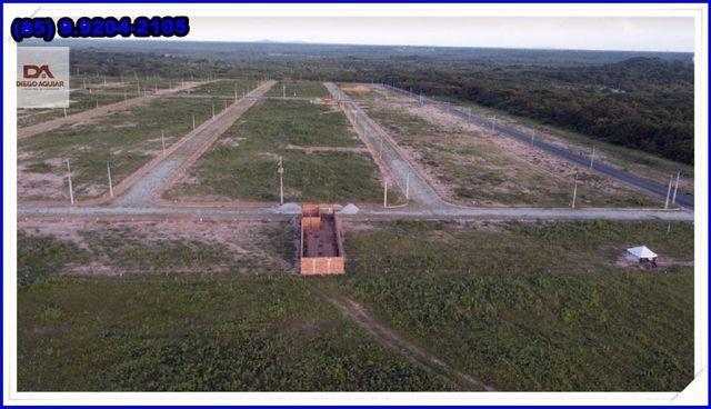 Lotes com construção liberada as margens da BR-116 Loteamento Boa Vista!! - Foto 9