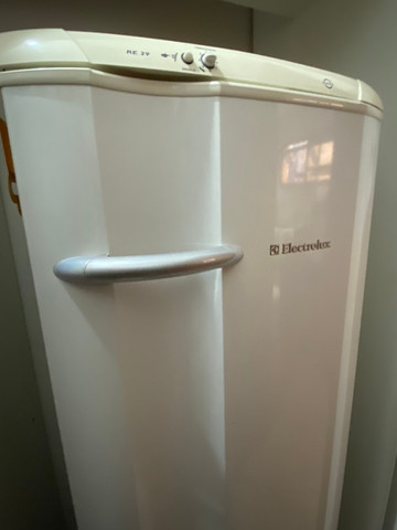 Refrigerador Electrolux RE-29 Branco Usado