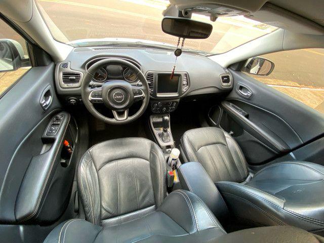 Jeep Compass Longitude Flex - Placa B- baixa km  - Foto 6