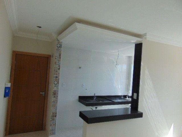 Lindo apto 2 quartos (em fase de acabamento), ótima localização B. São João Batista. - Foto 4