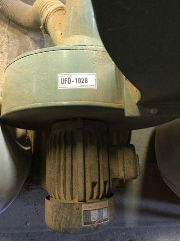Politriz Lixadeira de disco com Exaustor - Foto 3