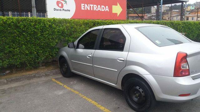Renault logan 1.0 16V expression 4p 2013 13  - Foto 6