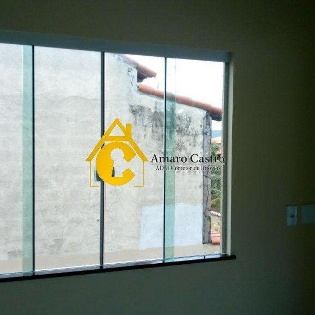 COD 520 - Casa em condomínio Vovó Mercedes em São Pedro da Aldeia - Foto 9