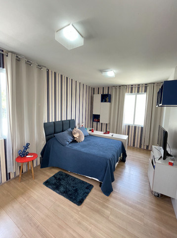 Casa em Condominio Fechado, 04 Suites sendo 1 master com hidromassagem - Foto 18