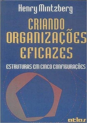 Livro Administração - Criando organizações eficazes