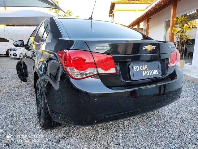CRUZE 2012/2013 1.8 LT 16V FLEX 4P AUTOMÁTICO - Foto 4