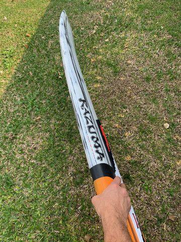 SUP Wave Hawaiano Kazuma 7?6? Carbono Stand Up Paddle ZERO! - Foto 6