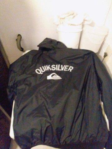 Vendo jaqueta da moletom Quiksilver  - Foto 4