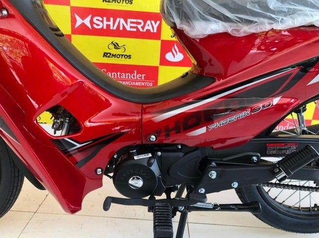 Nova Shineray Phoenix 2021 R$ 5.990 Á vista Emplacamento incluso - R2 Motos Cuiá/Geisel - Foto 7