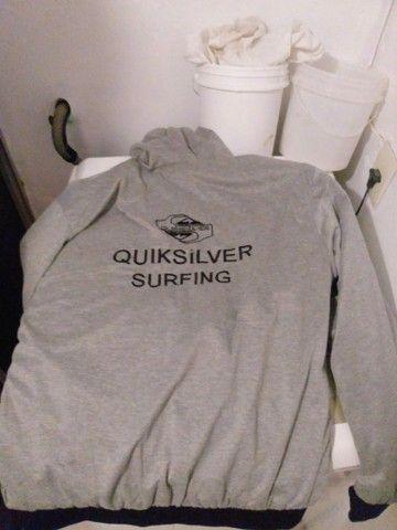 Vendo jaqueta da moletom Quiksilver