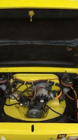 Vendo Puma GTE impecável troca por Hornet - Foto 6