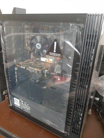 Desktop gamer top! Com nota e gaantia