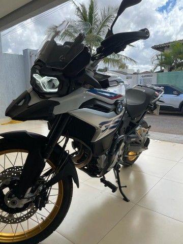 Bmw F 850 GS Premium 2600km - Foto 3