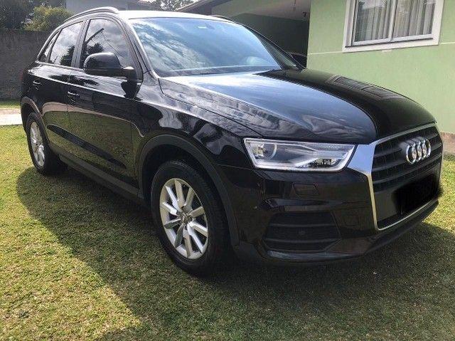 Audi Q3 1.4Tfsi ano 2018 impecável