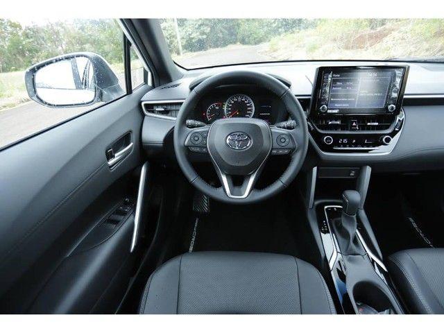 Toyota Corolla CROSS XRE 2.0 DIRECT SHIFT FLEX - Foto 11