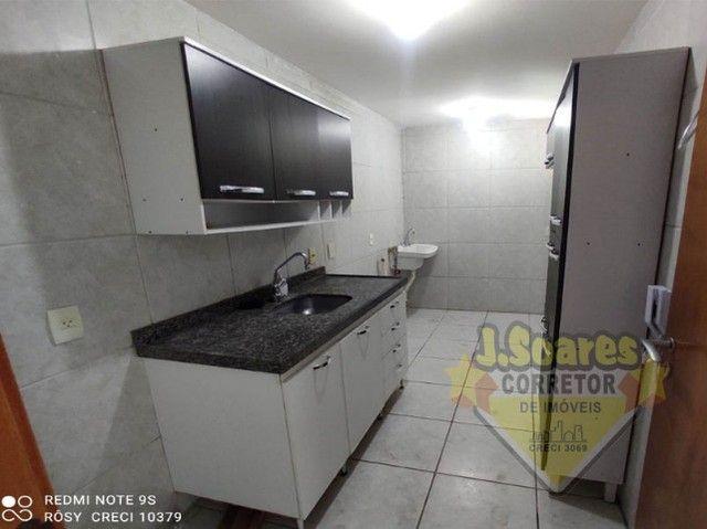 Tambaú, 3 quartos, 2 suítes, 100m², R$ 1.800, Aluguel, Apartamento, João Pessoa - Foto 11