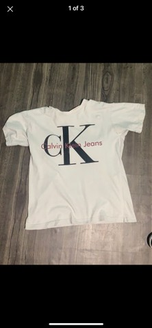 Camisa Calvin Klein jeans original M