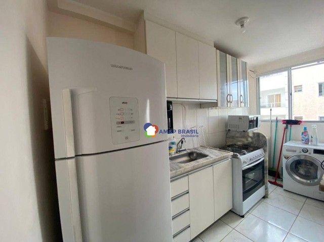Apartamento com 2 dormitórios à venda, 58 m² por R$ 225.000,00 - Setor Negrão de Lima - Go - Foto 4