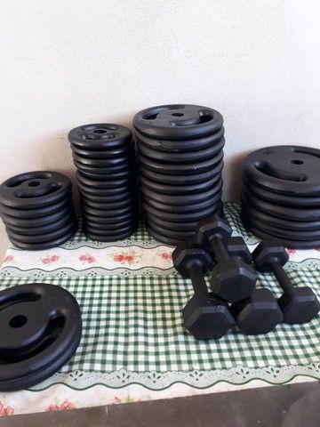 Anilhas R$7,90 kg - Foto 2