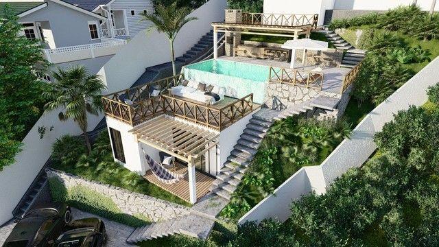 Casa 3 quartos frente para o Mar em condomínio excelente localização Angra dos Reis - Foto 10