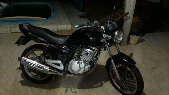 MOTO SUZUKI GSR 150 I - Foto 4