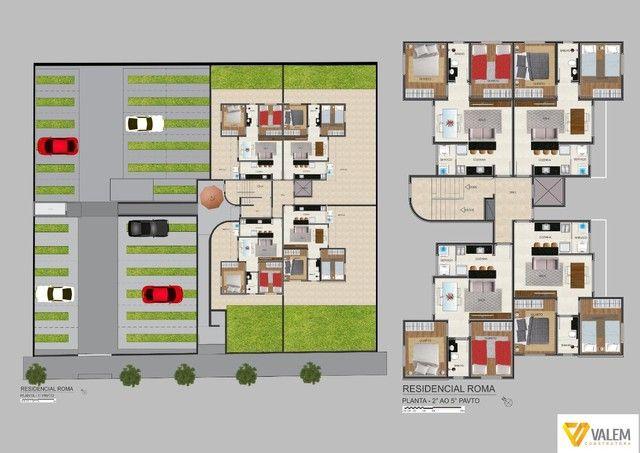Apartamento com área privativa à venda, 2 quartos, 2 vagas, Santa Mônica - Belo Horizonte/ - Foto 3