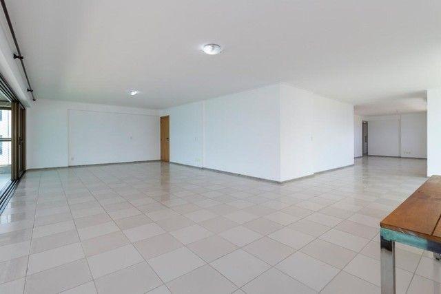 Apartamento com 4 quartos para alugar, 300 m² por R$ 13.500/ano - Pina - Recife/PE - Foto 11