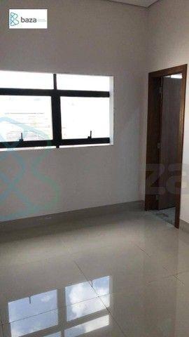 Casa com 3 dormitórios à venda, 148 m² por R$ 759.000,00 - Residencial Aquarela Das Artes  - Foto 12