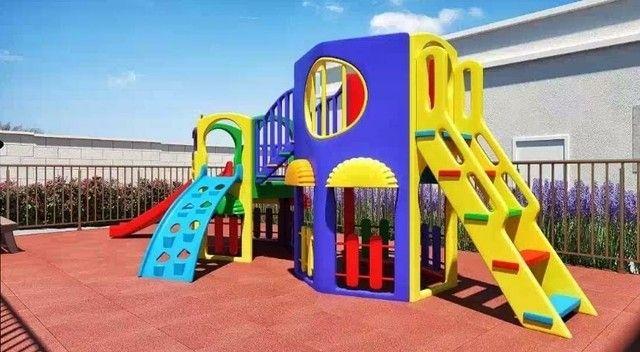 Torres dos Potiguaras- 50m² com opção de varanda! - Foto 10
