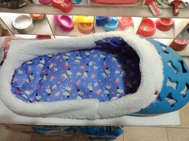 Cama sapatinho azul - Foto 3