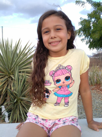 Blusinhas infantis Bella princess óptimo preço pra loja de dez  - Foto 6