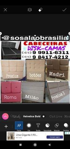 """COLCHÃO """"""""?"""""""""""" cama Box baú """"""""""""""""""""' cama box - Foto 4"""