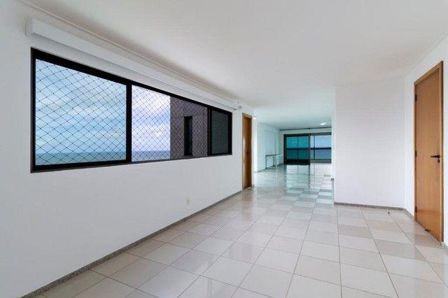 Apartamento com 4 quartos para alugar, 300 m² por R$ 13.500/ano - Pina - Recife/PE - Foto 16