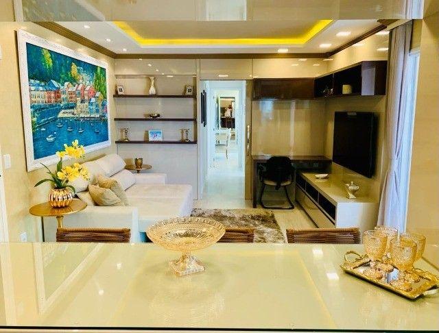 Lindo Apartamento mobiliado, ótima localização -Ponta Negra, Natal/RN - Foto 7