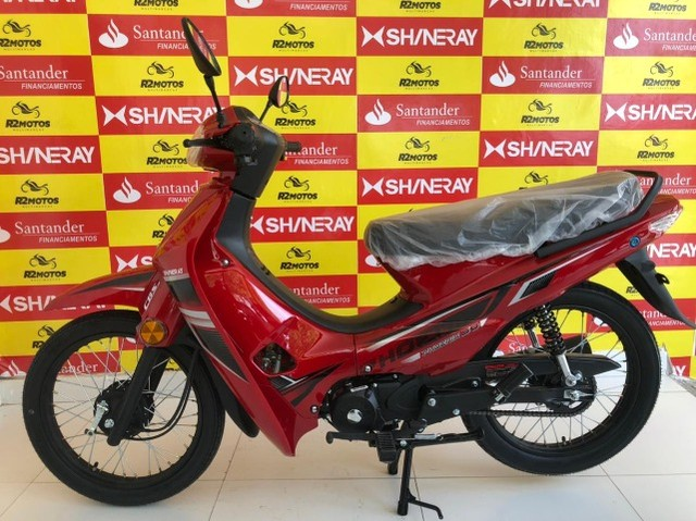Nova Shineray Phoenix 2021 R$ 5.990 Á vista Emplacamento incluso - R2 Motos Cuiá/Geisel - Foto 4