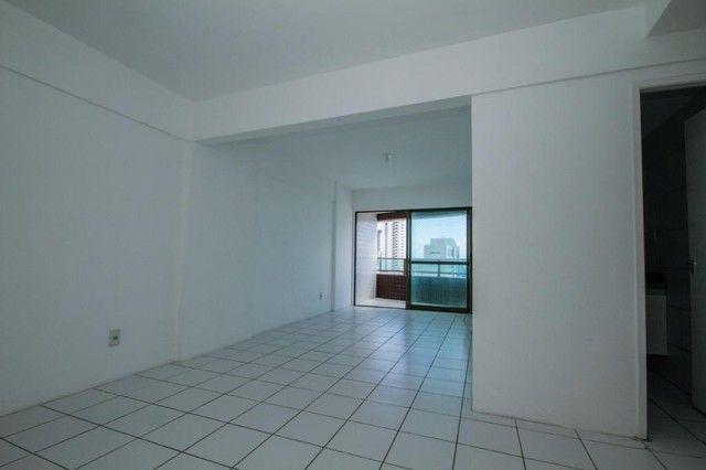 Apartamento com 3 quartos para alugar, 94 m² por R$ 3.385/mês com taxas - Boa Viagem - Rec - Foto 6